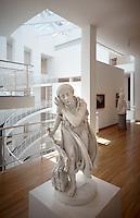 """Nydia, the Blind Flower Girl of Pompeii"" in the High Museum of Art. ©2012 John Muggenborg / muggphoto"