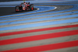March 6, 2018 - Le Castellet, France - NYCK DE VRIES of the Netherlands and Prema Racing drives during the 2018 Formula 2 pre season testing at Circuit Paul Ricard in Le Castellet, France. (Credit Image: © James Gasperotti via ZUMA Wire)