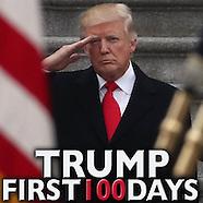 Trump's 1st 100 Days