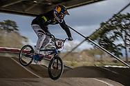 #88 (SAKAKIBARA Saya) AUS at the 2018 UCI BMX Superscross World Cup in Saint-Quentin-En-Yvelines, France.