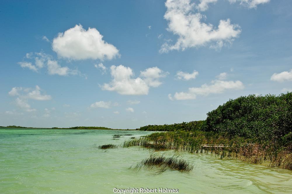 Sian Ka'an Biosphere Reserve, Riviera Maya, Quintana Roo, Mexico