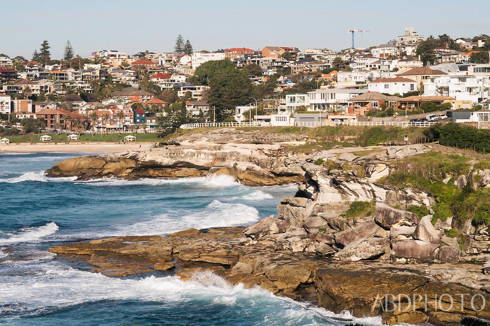 Sydney New South Wales Australia Bronte beach Eastern Suburbs