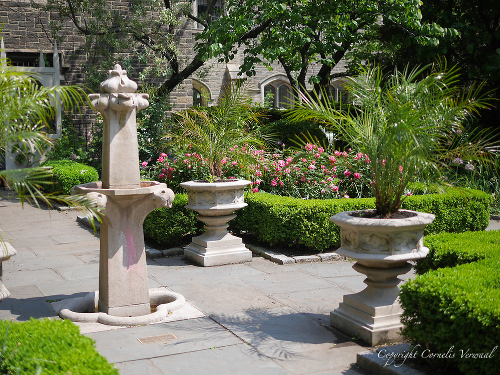 The Biblical Garden at the Cathedral of Saint John the Divine