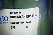 Organic banana from the Dominican Republic labeling is becoming highly demanded in the European markets so all the products have an origin tracking, also to meet the most majority of European regulations.