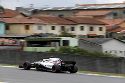 November 10, 2018 - Sao Paulo, Brazil - Motorsports: FIA Formula One World Championship 2018, Grand Prix of Brazil World Championship;2018;Grand Prix;Brazil ,   , #18 Lance Stroll ( CAN, Williams Martini Racing) (Credit Image: © Hoch Zwei via ZUMA Wire)