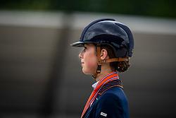 Van Peperstraten Daphne, NED<br /> Nederlands Kampioenschap Dressuur - Ermelo 2019<br /> © Hippo Foto - Dirk Caremans