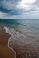 Salento - Puglia - Marina di Pescoluse - Bagnasciuga