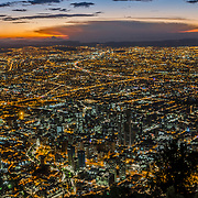 Bogota Lights