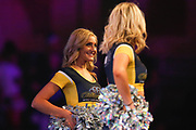 PDC Darts Dancers during the World Darts Championships 2018 at Alexandra Palace, London, United Kingdom on 21 December 2018.