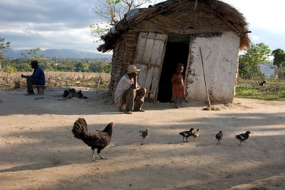 Boukan Kare, Haiti. Photo by Ben Depp 03/24/2009
