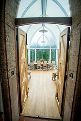 "EXCLUSIVE: ARE YOU SWAY-ED BY THIS UNIQUE HOUSE FOR SALE - INCREDIBLE HOME INSIDE A 220-FOOT TOWER COULD BE YOURS FOR £10 By Magnus News Agency Buyers are being offered one last chance to own a unique 220-foot-high Victorian folly before it is offered as a prize in a competition for just £10 a ticket. Sway Tower, in Hampshire, sits resplendent above the village of the same name with commanding views of the English countryside and south coast. The 1880s intricately designed concrete monolith has been in the family of businessman and entrepreneur Paul Atlas and his family for the past 45 years. But now the property, which comes complete with a 60-foot swimming pool and telecommunications income of £35,000 plus a year, is on the market in a once-in-a-lifetime sale. Grandfather-of-four Paul has lived in the 14-floor tower since 1995 with Julie raising their two children. Since they bought it in 1973 for £2,600 the Atlas's have been busy renovating the structure ensuring that what stands now will last for generations to come. In the mid-90s, with the backing of the local authority and heritage charities, Paul and a team of tradesmen renovated the structure after the storm of 1987 hit the south coast. Over the years the Atlas family has used the tower for a variety of uses; from a very elaborate 'shed' when it was first purchased, to a restaurant, hotel and finally to a one-of-a-kind multi-million-pound home. However, if a buyer cannot be found within 45 days, the owners will commence the process of offering the tower as prize with competition property experts WinThis.life Paul, 71, said the tower is anything but an ordinary home and nowadays he restricts climbing the 330 steps to the top to once a month. He said offering the chance for someone to own the tower for the price of a raffle ticket was an incredible opportunity as the place is ready to go needing no work by any new owner. Paul said: ""In the early 1990s we were taking £585 a night in revenue from t"