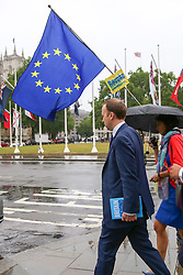 © Licensed to London News Pictures. 10/06/2019. London, UK. Matt Hancock MP, candidate for the leadership of the Conservative Party and to become Prime Minister is seen crossing a road in Westminster. Photo credit: Dinendra Haria/LNP