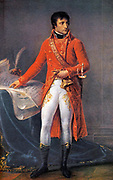 Antoine-Jean Gros,  Portrait of the First Consul 1802