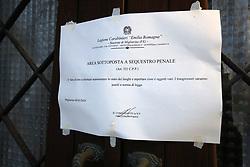 LA CASA IN VIA ROMA<br /> MORTO ARTURO MANTOVANI IN CASA DI CESAE PIVA IN VIA ROMA A MIGLIARINO