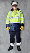 Balfour Beatty National Grid PPE Portraits