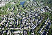 Kentlands - Street layout and housing neighborhoods