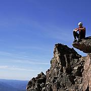 Sierra Buttes Mountain Climber 2007