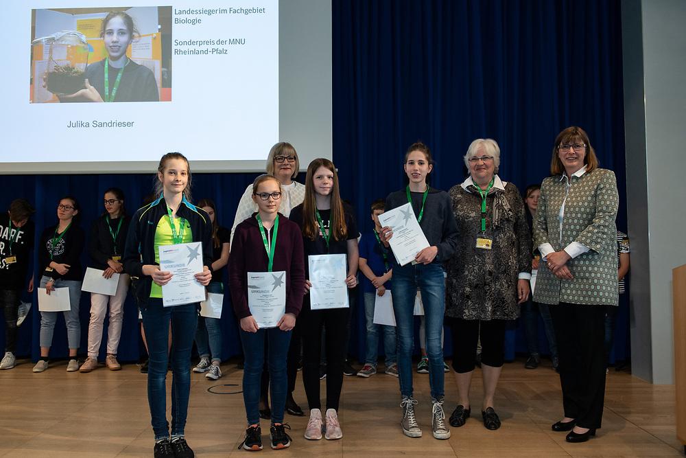 Landeswettbewerb Sch&uuml;ler experimentieren 2018 bei <br /> Boehringer Ingelheim Pharma GmbH &amp;Co. KG