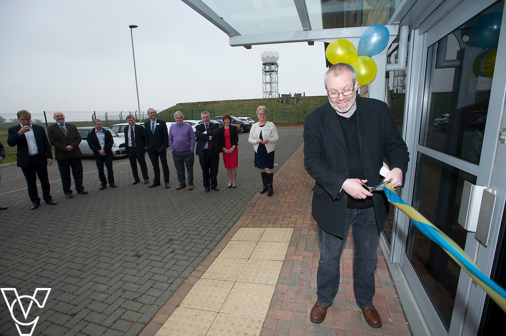 Lincolnshire Sport - official opening of new offices in Ingham<br /> <br /> Date: March 19, 2015