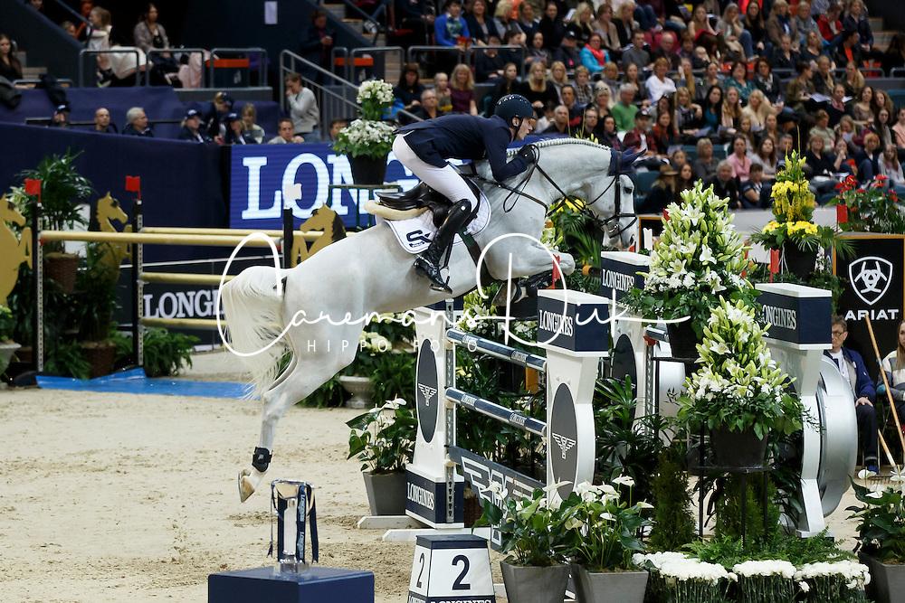 Deusser Daniel, (GER), Cornet D Amour<br /> Final I<br /> Longines FEI World Cup Final - Goteborg 2016<br /> © Hippo Foto - Dirk Caremans<br /> 25/03/16