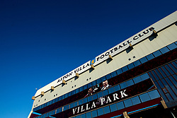 A general view of Villa Park, home to Aston Villa - Mandatory by-line: Robbie Stephenson/JMP - 23/08/2019 - FOOTBALL - Villa Park - Birmingham, England - Aston Villa v Everton - Premier League