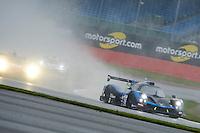 David Droux (CHE) / David Hallyday (FRA) / Dino Lunardi (FRA)  #19 Duqueine Engineering, Ligier JS P3, Nissan VK50VE 5.0 L V8, European Le Mans Series, Round 1, at Silverstone, Towcester, Northamptonshire, United Kingdom. April 15 2016. World Copyright Peter Taylor/PSP.