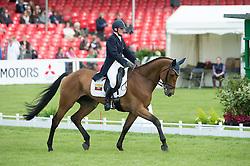 Wettstein Nicola, (ECU), Nadeville Merze<br /> Dressage <br /> Mitsubishi Motors Badminton Horse Trials - Badminton 2015<br /> © Hippo Foto - Jon Stroud<br /> 07/05/15