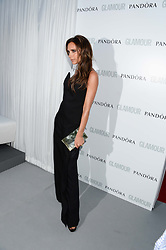 VICTORIA BECKHAM at the Glamour Women of the Year Awards in association with Pandora held in Berkeley Square Gardens, London on 4th June 2013.