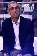 Marino Fernando<br /> Grissin Bon Reggio Emilia - Happycasa Brindisi<br /> Legabasket Serie A 2018/2019<br /> Reggio Emilia 31/03/2019<br /> Foto A.Giberti / Ciamillo-Castoria