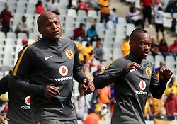 PSL: Lebogang Manyama and Khama Billiat - Cape Town City v Kaizer Chiefs, 15 September 2018