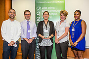 Winner in the Policing and Children category, Blackpool Offender Prevention Team Lancashire Constabulary and Blackpool Council. The Howard League for Penal reform's Community Awards 2015 The Kings Fund, London, UK. All use must be credited © prisonimage.org