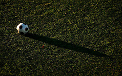 Generic picture of a football. 14.01.2008