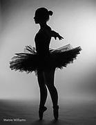 portrait of ballerian by Maisie Williams