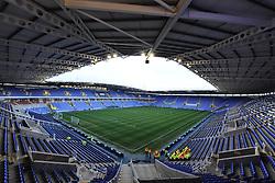 view inside the Madejski Stadium ahead of kick off.   - Photo mandatory by-line: Alex James/JMP - Mobile: 07966 386802 25/03/2014 - SPORT - FOOTBALL - Reading - Madejski Stadium - Reading v Barnsley - Sky Bet Championship