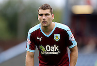 Burnley's Sam Vokes