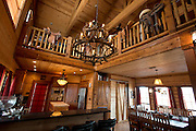 JUSTIN, TX - FEBRUARY 4, 2014: The kitchen and dinning area of a home for sale at 1780 Strader Road for the What You Get column. (Cooper Neill / for The New York Times)