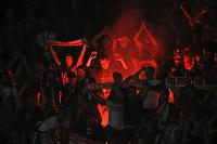 """Bayern Fans Tifosi Bayern<br /> Napoli 18/10/2011 Stadio """"San Paolo""""<br /> Football Calcio Champions League 2011/2012 <br /> Napoli Vs Bayern Munchen Monaco<br /> Foto Insidefoto Andrea Staccioli"""