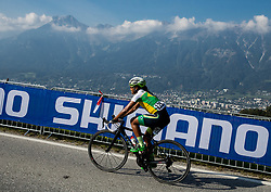FERNANDES SILVA Clemilda of Brasil  during the Women's Elite Road Race a 156.2km race from Kufstein to Innsbruck 582m at the 91st UCI Road World Championships 2018 / RR / RWC / on September 29, 2018 in Innsbruck, Austria. Photo by Vid Ponikvar / Sportida