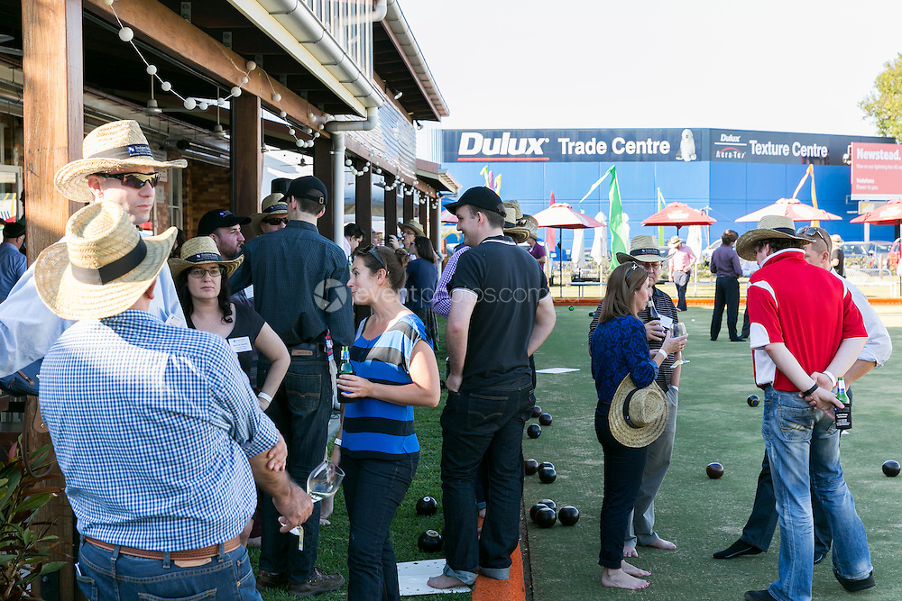 Rodgers Reidy Annual Lawn Bowls Tournament, September 19, 2014 - CORPORATE / EVENT : The Boo, Newstead, Queensland, Australia. Credit: Pat Brunet / Event Photos Australia