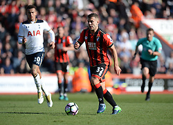 Jack Wilshere of Bournemouth - Mandatory by-line: Alex James/JMP - 22/10/2016 - FOOTBALL - Vitality Stadium - Bournemouth, England - AFC Bournemouth v Tottenham Hotspur - Premier League