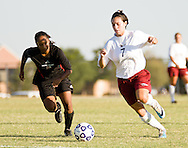 September 8, 2011: The Bacone College Warriors play the Oklahoma Christian University Eagles on the campus of Oklahoma Christian University
