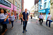 26/07/2013. Neil White, The BlackFriar Barber Waterford City. Picture: Patrick Browne