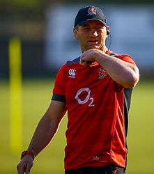 Steve Borthwick (Forwards Coach) of England - Mandatory by-line: Steve Haag/JMP - 13/06/2018 - RUGBY - Kings Park Stadium - Durban, South Africa - England Rugby Training and Press Conference, South Africa Tour