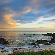 Morning, Monterey Bay, California