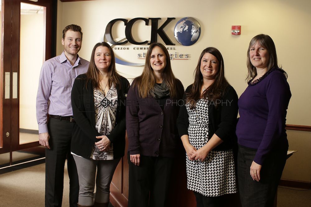 1/7/15 12:20:45 PM --- CCK Group and Partner Portraits.<br /> <br /> Photo by Shane Bevel