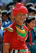Dancer, Bhaktapur, Nepal