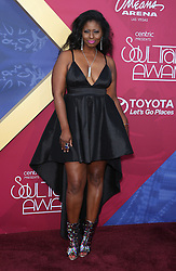 Leontine Abdullah bei den Soul Train Awards 2016 in Las Vegas / 061116<br /> <br /> *** Soul Train Awards 2016 Red Carpet at the Orleans Arena in Las Vegas, USA, November 6, 2016 ***