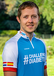 Lennart for the training on the beautiful mountain bike track around Radio Kootwijk, the first serious step was taken during this Corona crisis for La Vuelta Soria & Navarra at the Veluwe on June 01, 2020 in Radio Kootwijk, Netherlands