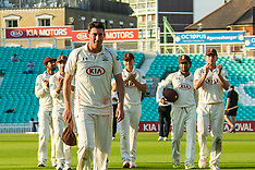 25 Aug 2016 - Surrey v Lancashire, Specsavers County Championship.