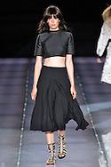 Fausto Puglisi<br /> Milan Fashion Week  Spring Summer 15 Milan September 2014